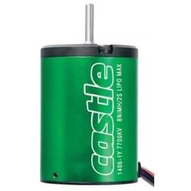 Castle Creations 1/10 Neu-Castle 1406/7700kV Brushless Motor