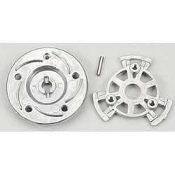 Traxxas Slipper Pressure Plate & Hub Alloy Revo
