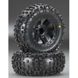 "Badlands wheel and tire set 2.8"""