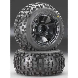 Badlands 3.8 All Terrain Tires Mounted Fr/Re