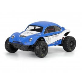 VOLKSWAGEN FULL FENDER BAJA BUG BODY FOR SLASH 2WD & 4WD