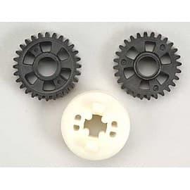 output gears forward & reverse