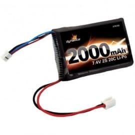 7.4V 2000mAh 2S 20C LiPo: Mini-T, Mini-LST2
