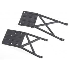 skidplates front / rear