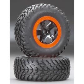Tires/Wheels Assembled (2)