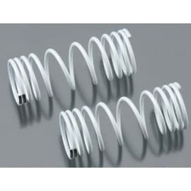 Traxxas springs front white progressive