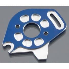 alum motor plate blue