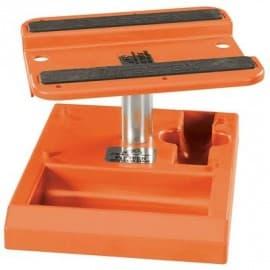 car stand  Orange