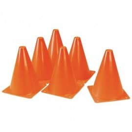 racing cones 6pcs