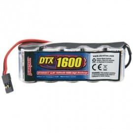 NIMH 6V 1600 FLAT RX U