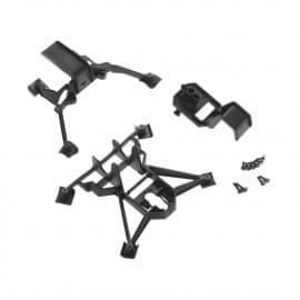 body mounts front rear 3x15mm