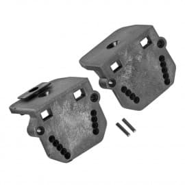 motor mounts front rear with pins