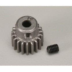 Traxxas Pinion Gear 48P 19T w/Set Screw Steel