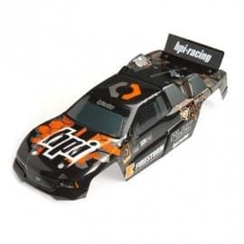 DSX-2 truck black/orange body for e firestorm