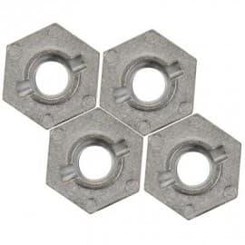 Saxage x 17mm hub & pins