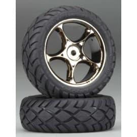 Tires & Wheels Assembled Bandit Front (2)