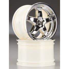 Traxxas Wheel Chrome T-Maxx (2)