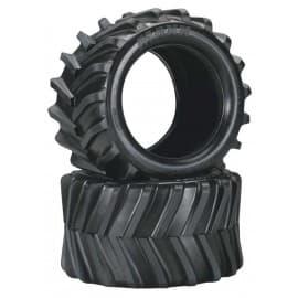 """Traxxas Split-V 3.8"""" Tires Revo/T-Maxx (2)"""