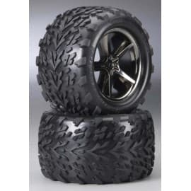 Tire and wheel Revo/Maxx