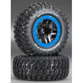 Tire and Wheel Assymbled and glued (2wd front)
