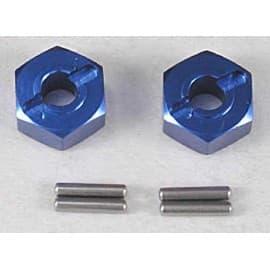Wheel Hubs Aluminum (2)
