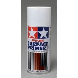 Surface Primer White for Plastic or Metal