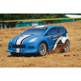 Dromida Brushless Rally Car, 1/18 Scale RTR, 2.4GHz W/Battery/Charger