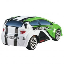 Dromida Brushed Rally Car, 1/18 Scale RTR, 2.4GHz W/Battery/Charger