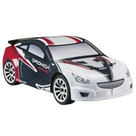 Dromida Brushed Touring Car, 1/18 Scale RTR, 2.4GHz W/Battery/Charger