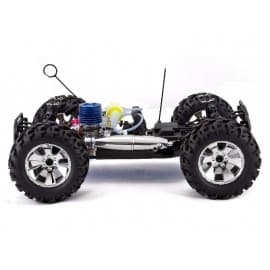 Redcat Earthquake 3.5 1/8 Scale Nitro Monster Truck (Blue)