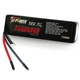 LiPo 5S 1P 25C 18.5V 5000mAh