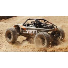 Yeti Jr. 1/18th Scale Electric 4WD - RTR