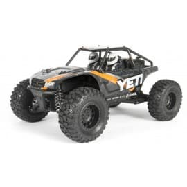 Yeti Jr. 1/18th Scale Electric 4WD - RTR