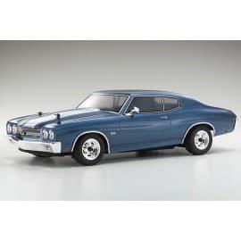 FAZER Vei Fathom Blue 1970 Chevelle SS 454 LS6