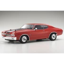 34053T1B FAZER Vei Cranberry Red Chevelle SS 454 LS6 1970