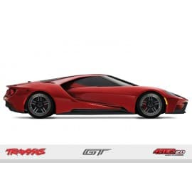 4-Tec 2.0 1/10 RTR Touring Car w/Ford GT Body (Red)