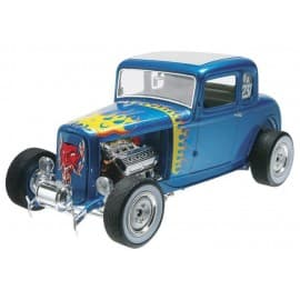 Revell 1/25 '32 Ford 5 Window Coupe 2 'n 1