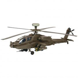 Revell Germany 1/48 Apache AH-64 D Brit Army/US Army