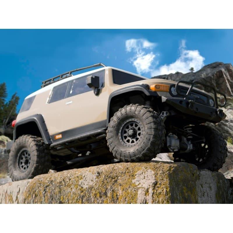 HPI Venture Toyota FJ Cruiser RTR 4WD Scale Crawler