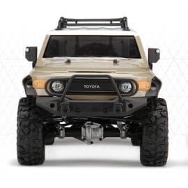 HPI Venture Toyota FJ Cruiser RTR 4WD Scale Crawler (Sandstorm)