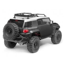 HPI Venture Toyota FJ Cruiser RTR 4WD Scale Crawler (Gunmetal)