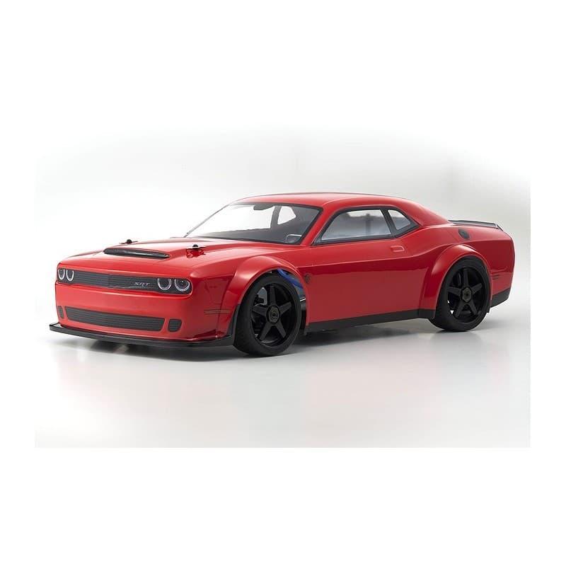 Kyosho Inferno Gt2 Ve Dodge Challenger Srt Demon 2018 1 8 Electric