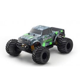 Kyosho Monster Tracker 2WD EP 1/10 RTR Ready Set (Green)
