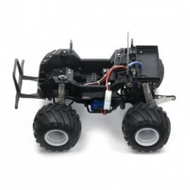 Tamiya Lunch Box Black Edition 2WD Monster Truck 1/12 Kit