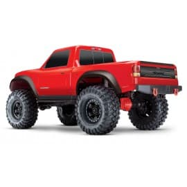 Traxxas TRX-4 Sport RTR 1/10 Scale Trail Rock Crawler (Red)