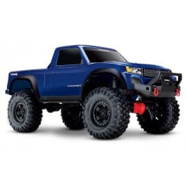 Traxxas TRX-4 Sport RTR 1/10 Scale Trail Rock Crawler (Blue)