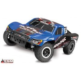 "Traxxas Slash 4X4 ""Ultimate"" RTR Short Course Truck Blue"