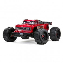 OUTCAST 4x4 8S BLX 1/5 STUNT TRUCK Red