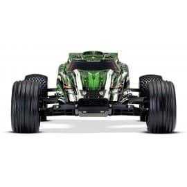 Traxxas Rustler 2WD XL-5 2.4GHz RTR Stadium Truck Green