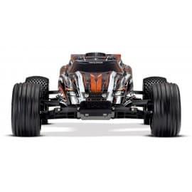 Traxxas Rustler 2WD XL-5 2.4GHz RTR Stadium Truck Orange